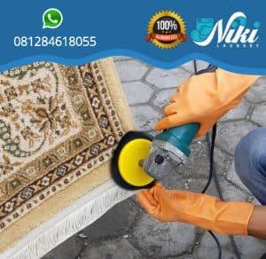 Cuci Karpet Mataram NIKI Laundry