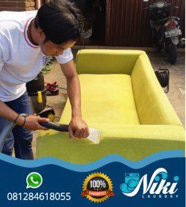 Cuci Sofa Mataram NIKI Laundry